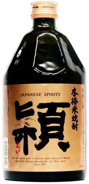 画像1: 奈良県 中谷酒造 米焼酎 頴(えい) 35度 720mL (1)